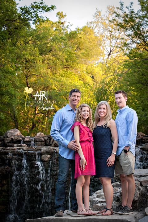 scenic family portraiture prairie creek park