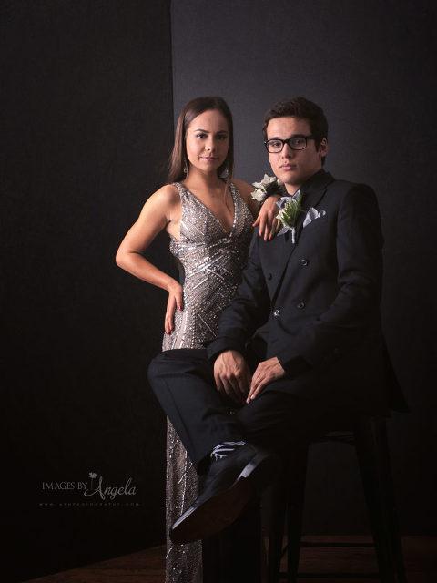 Senior Prom Portraits #vanityfair #seniorprom