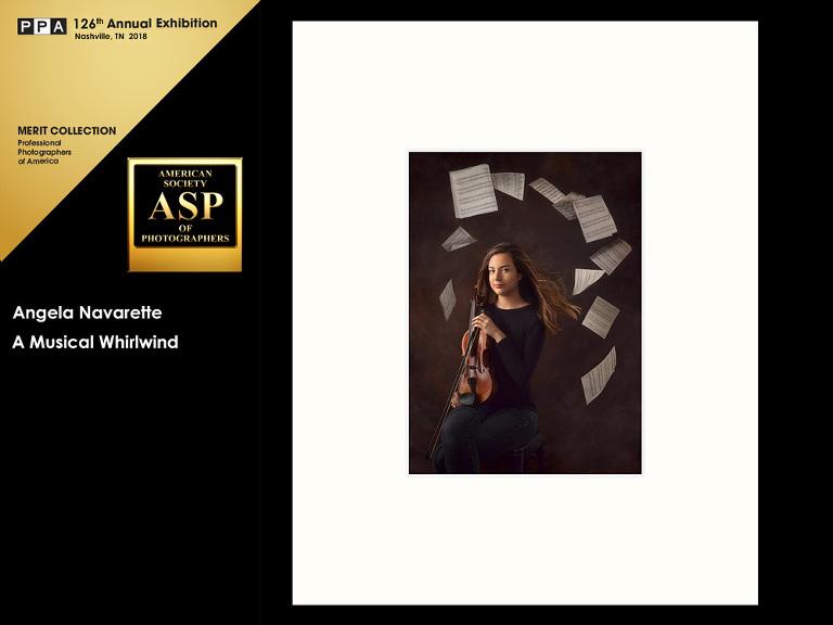 Awards by Plano Senior Photographer; Fine Art Photographer; Angela Navarette Competition Artwork