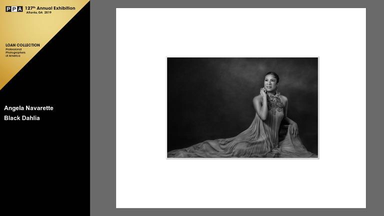 Monochrome Fine Art Female Portraits