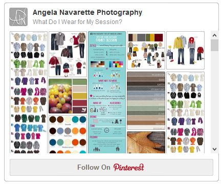 angela navarette photography what to wear?