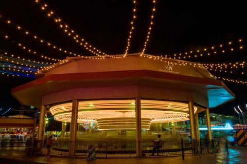 State Fair of Texas Merry Go Round